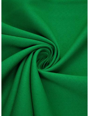 Gabardine polyester - Vert