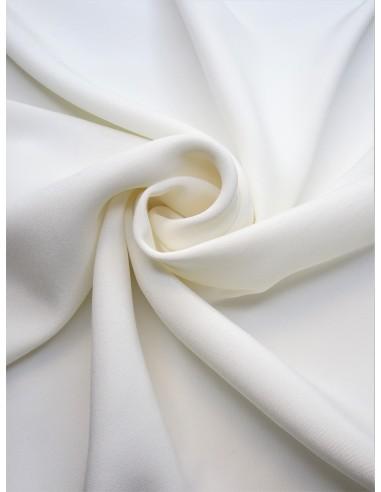 Tissu crêpe de chine lavé soie -...