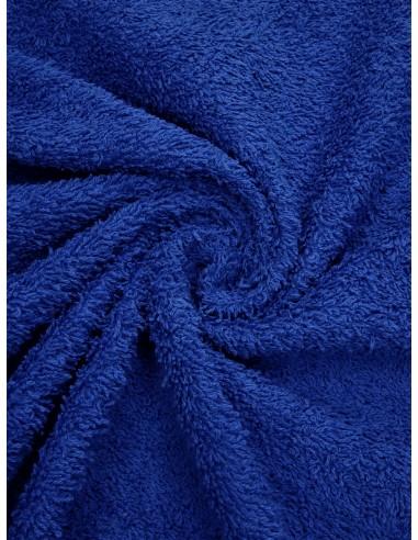 Tissu éponge - Bleu roi