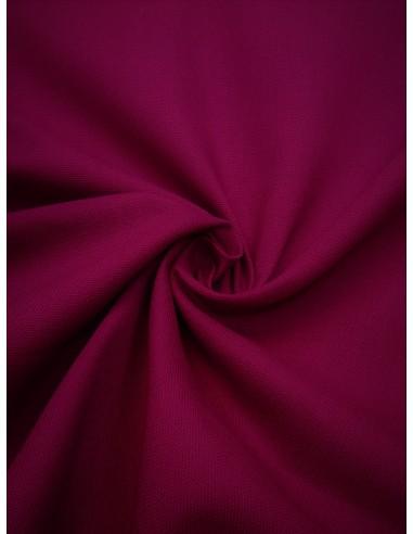 Tissu bachette coton - Violet