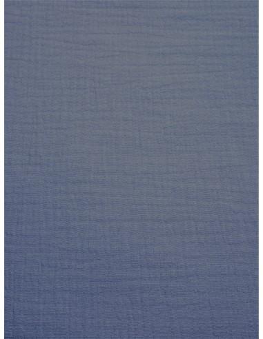Tissu double gaze - Lilas